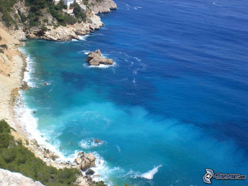 coast, sea