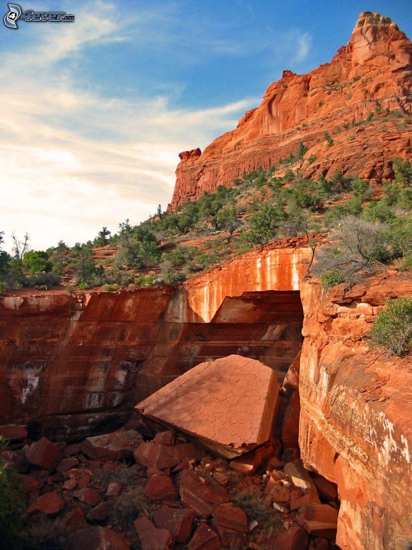 Sedona - Arizona, rocks