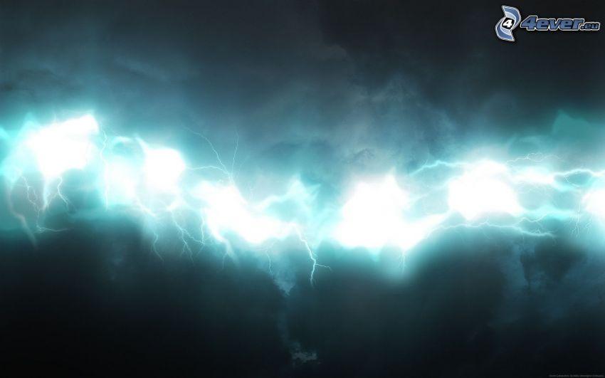 lights, lightning