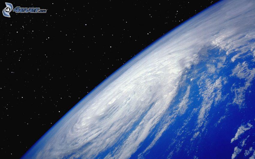 Earth, stars