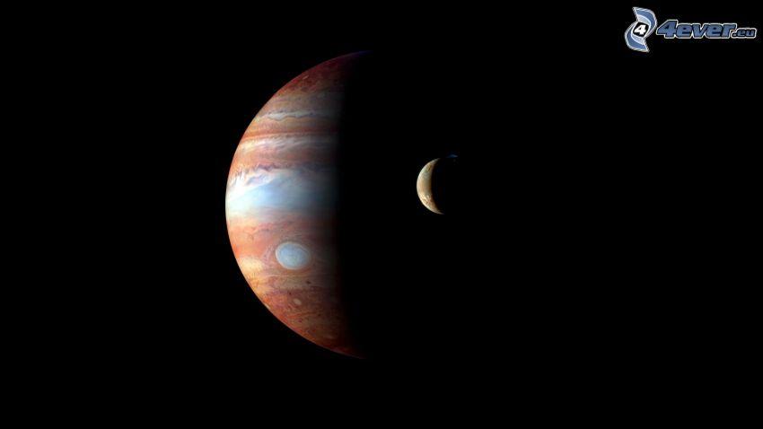 Jupiter, moon