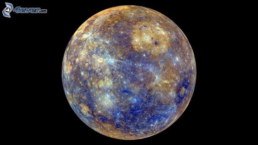 Mercury, planet