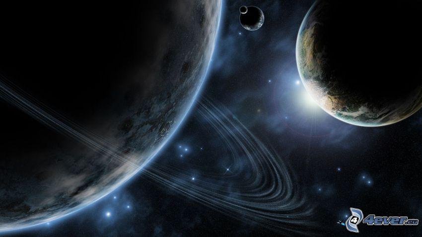 planets, Earth