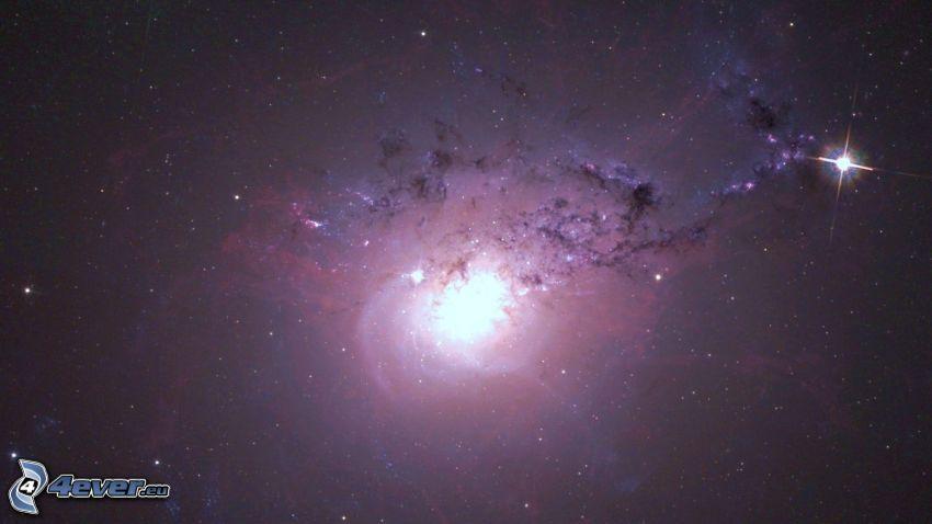 stars, nebula