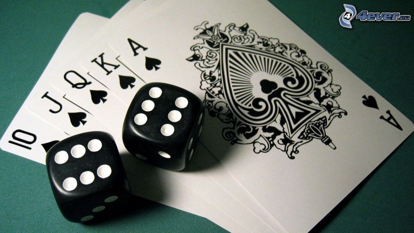 cards, dices