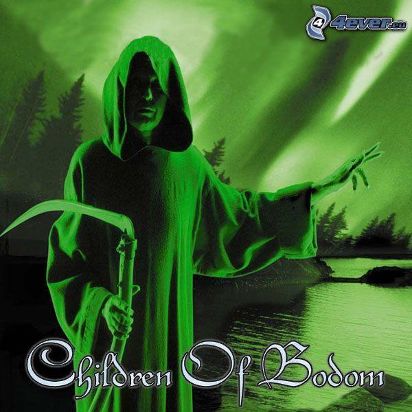 Children of Bodom, metal, music
