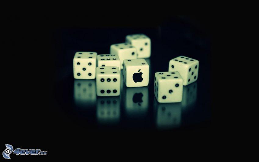 dices, Apple