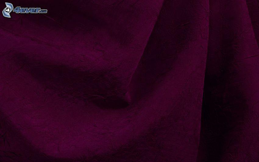fabric, purple background