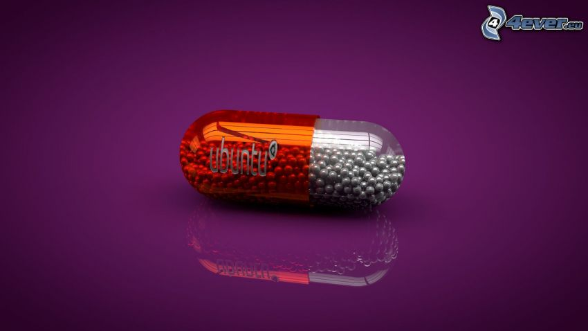 pill, Ubuntu