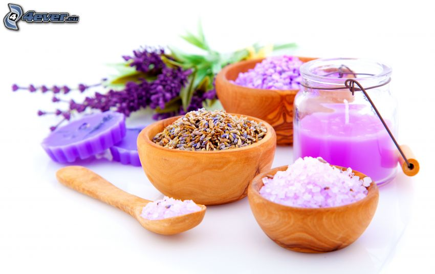 soap, lavender