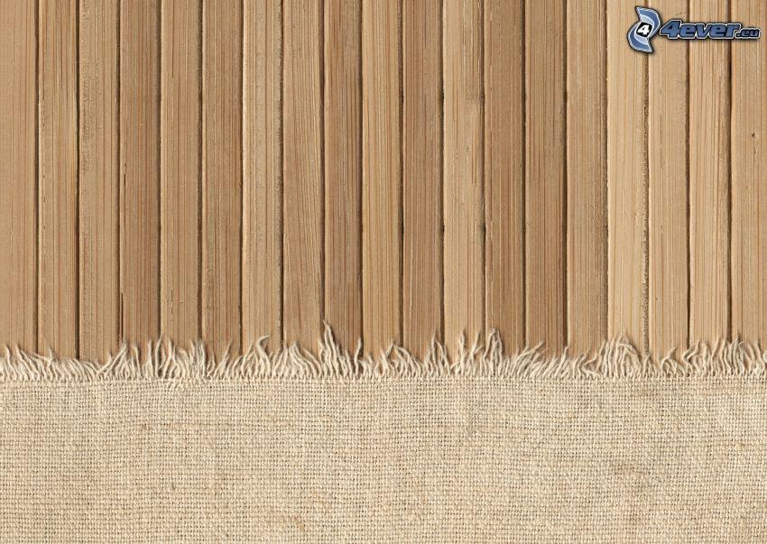 wooden floor, carpet