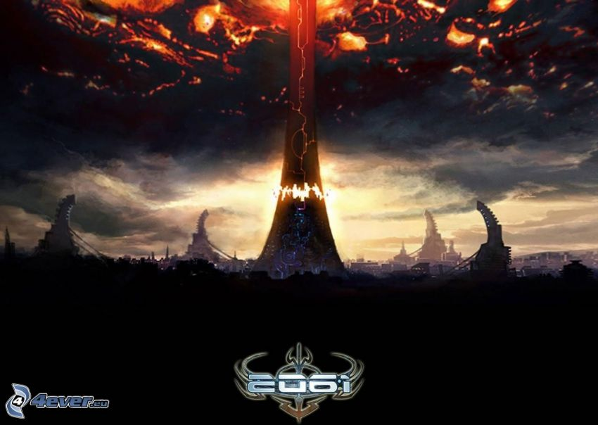 2061, PC game