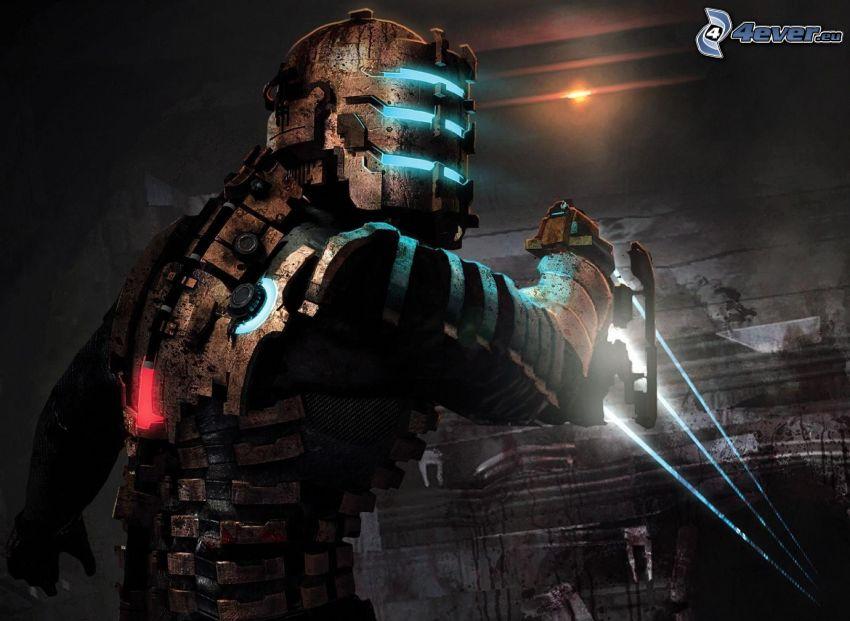 Dead Space 3, robot