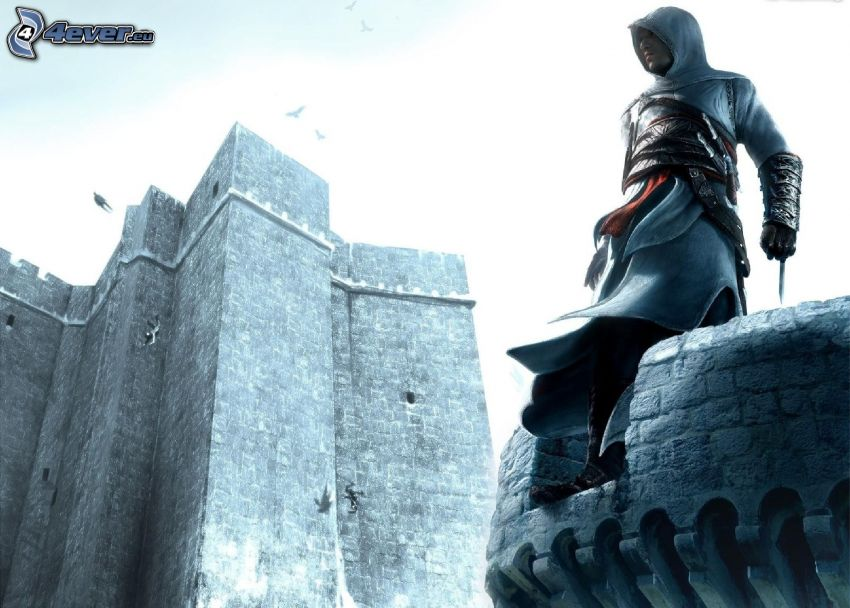 Assassin's Creed, walls
