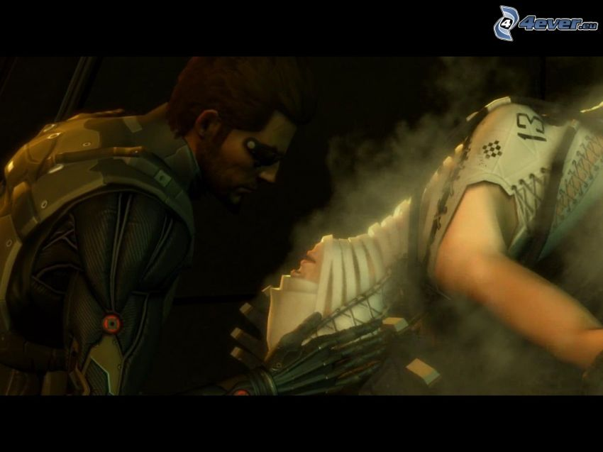Deus Ex: Human Revolution, Adam Jensen, PC game