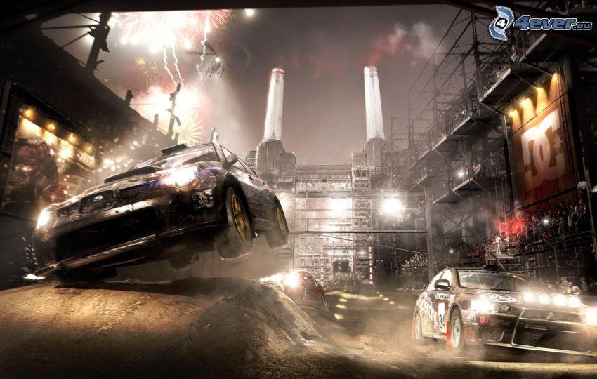 Dirt 2, racing car