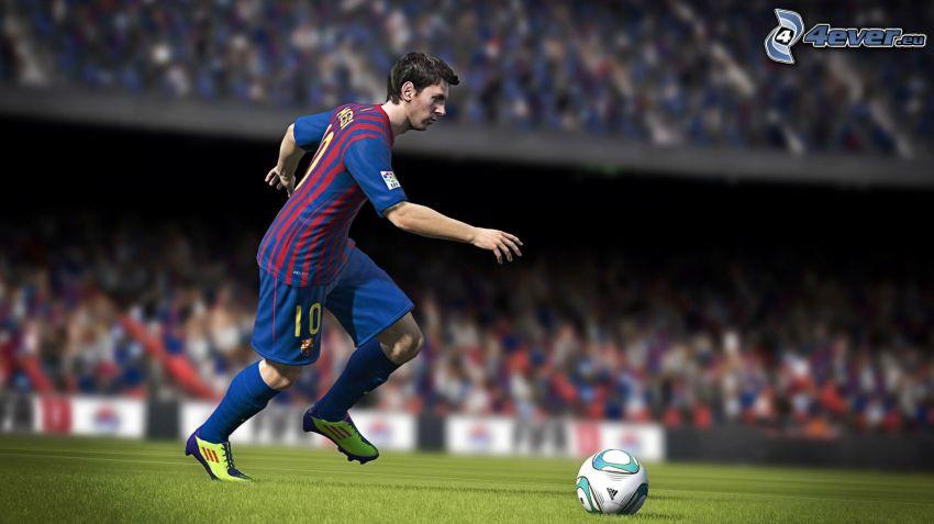 FIFA 13, Messi