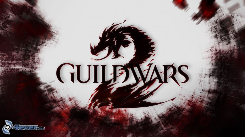 Guild Wars 2, black dragon