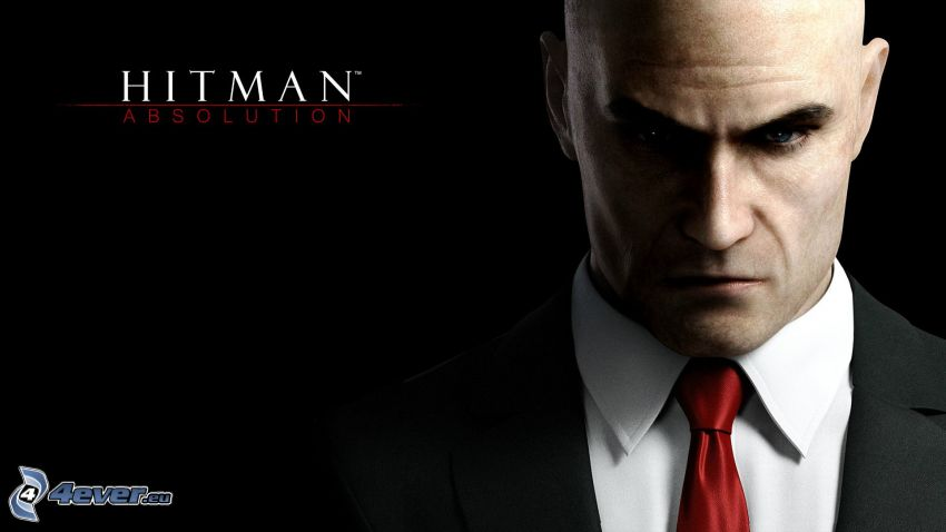 Hitman: Absolution, man in suit
