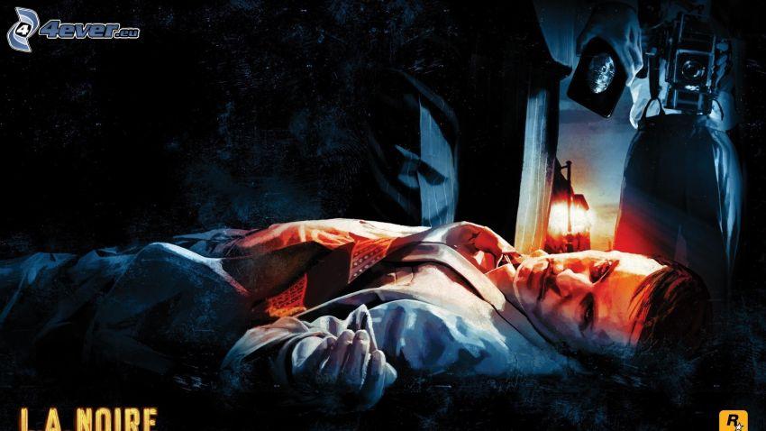 L.A. Noire, corpse