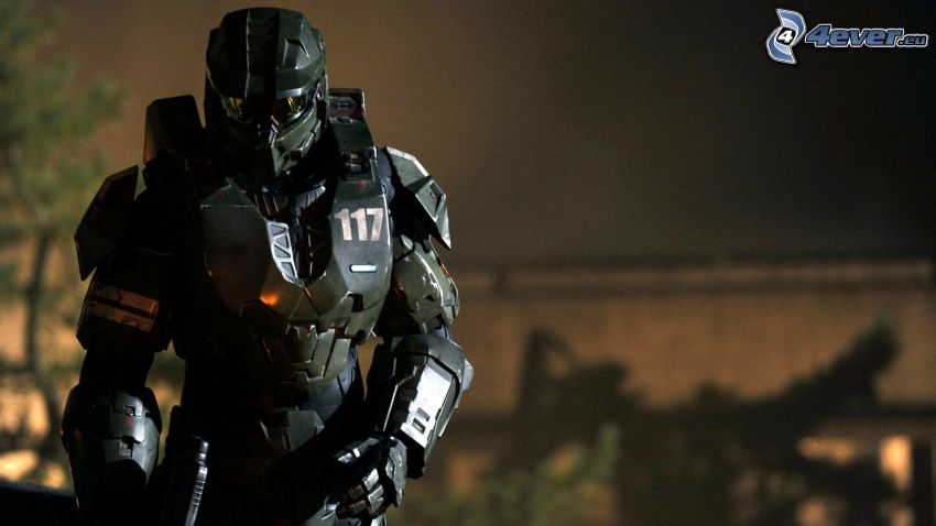 Master Chief - Halo 4, armor
