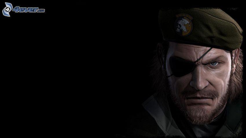 Metal Gear Solid 4, soldier