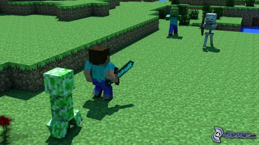 Minecraft, Creeper