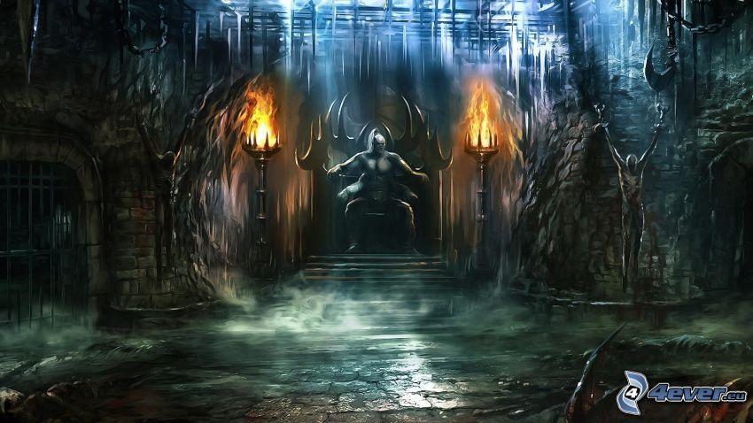 Mortal Kombat, ruler, throne