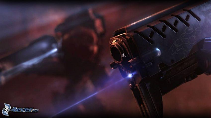 StarCraft, weapons