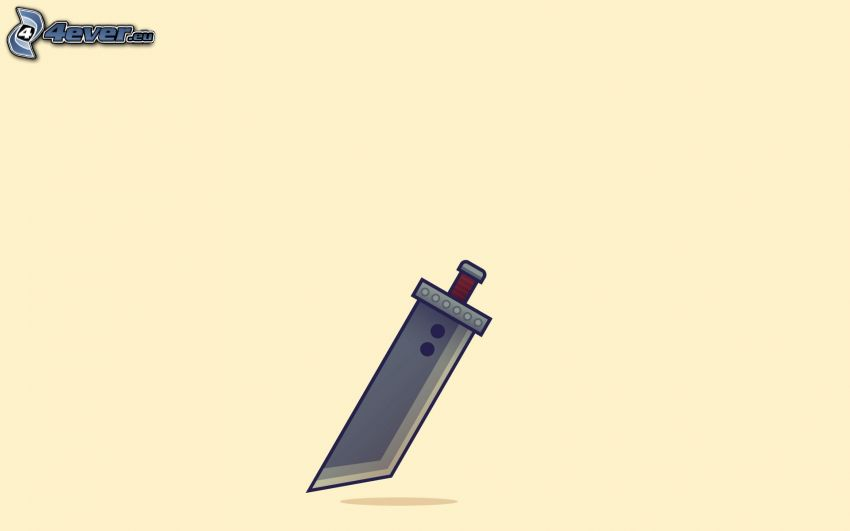 sword, cartoon
