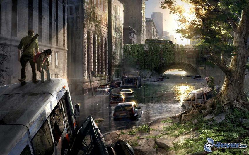 The Last of Us, apocalypse