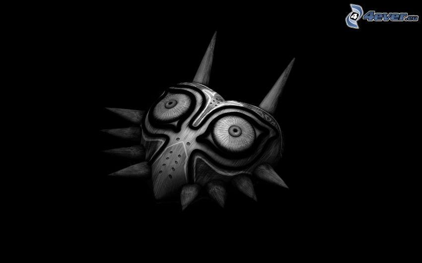 The Legend of Zelda, mask