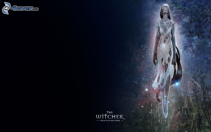 The Witcher, corpse