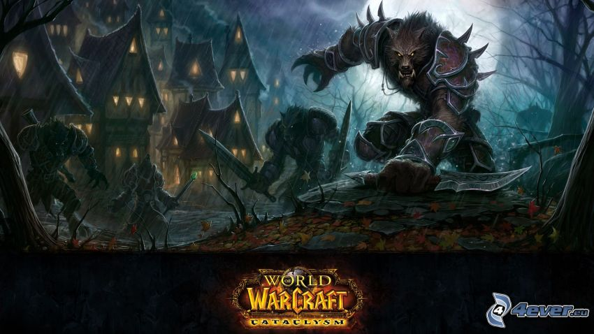 World of Warcraft, werewolf
