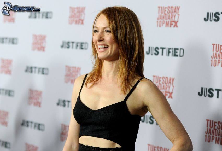 Alicia Witt, laughter