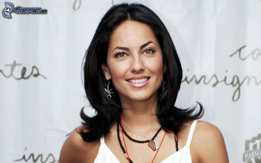 Barbara Mori, smile