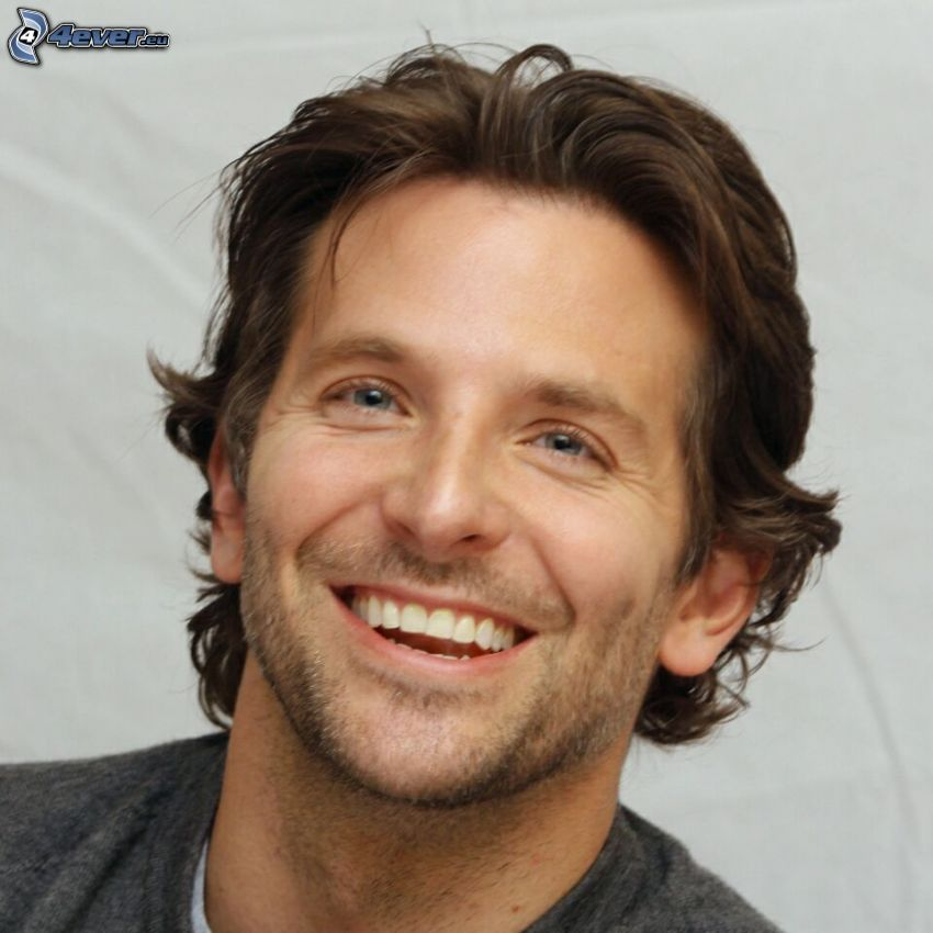 Bradley Cooper, laughter