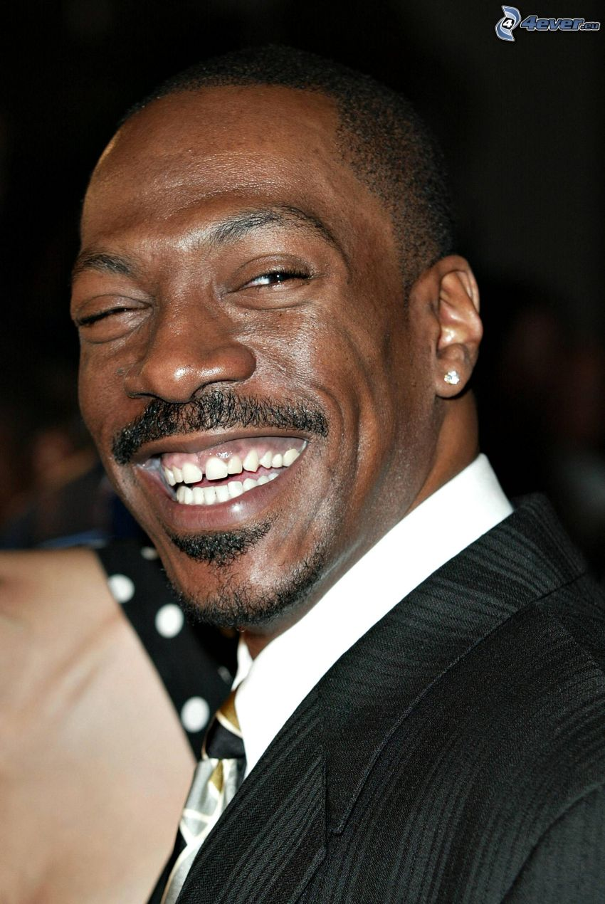 Eddie Murphy, laughter