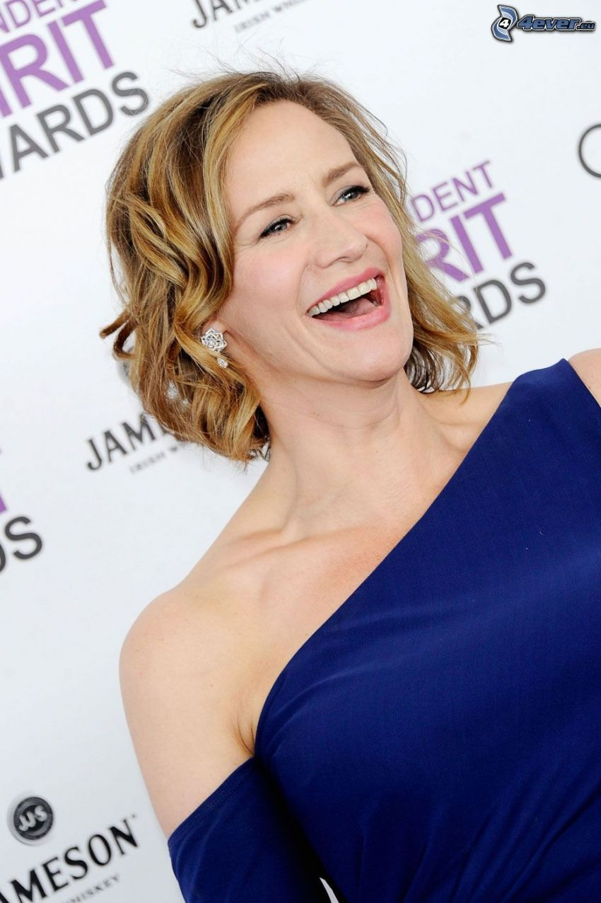 Janet McTeer, laughter