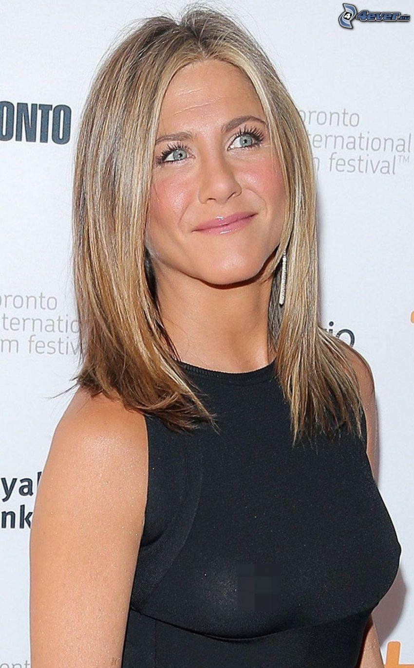 Jennifer Aniston, look