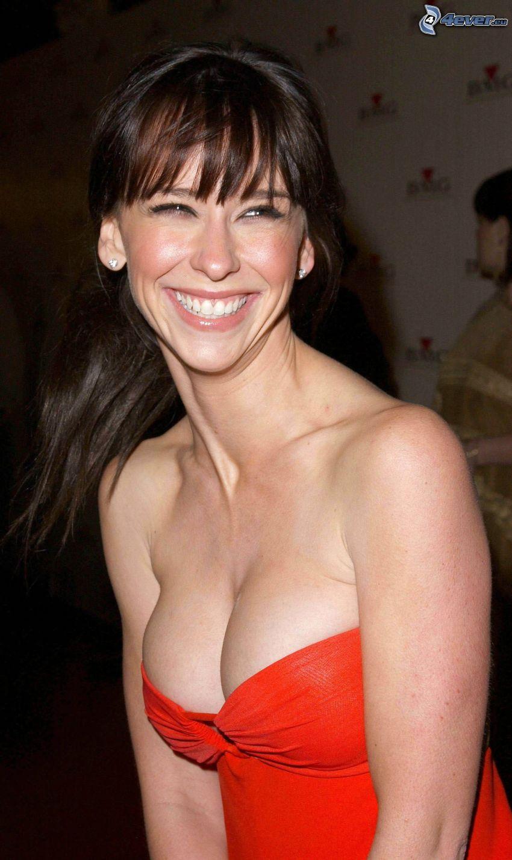 Jennifer Love Hewitt, laughter