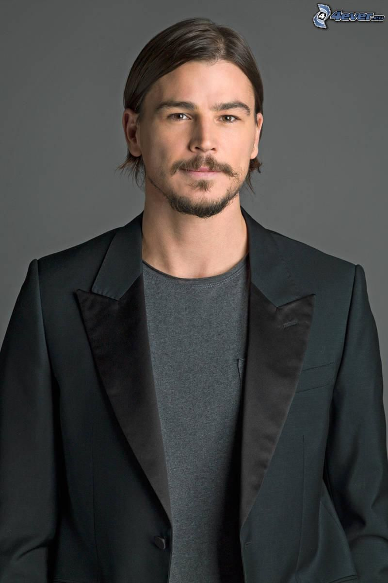 Josh Hartnett, man in suit