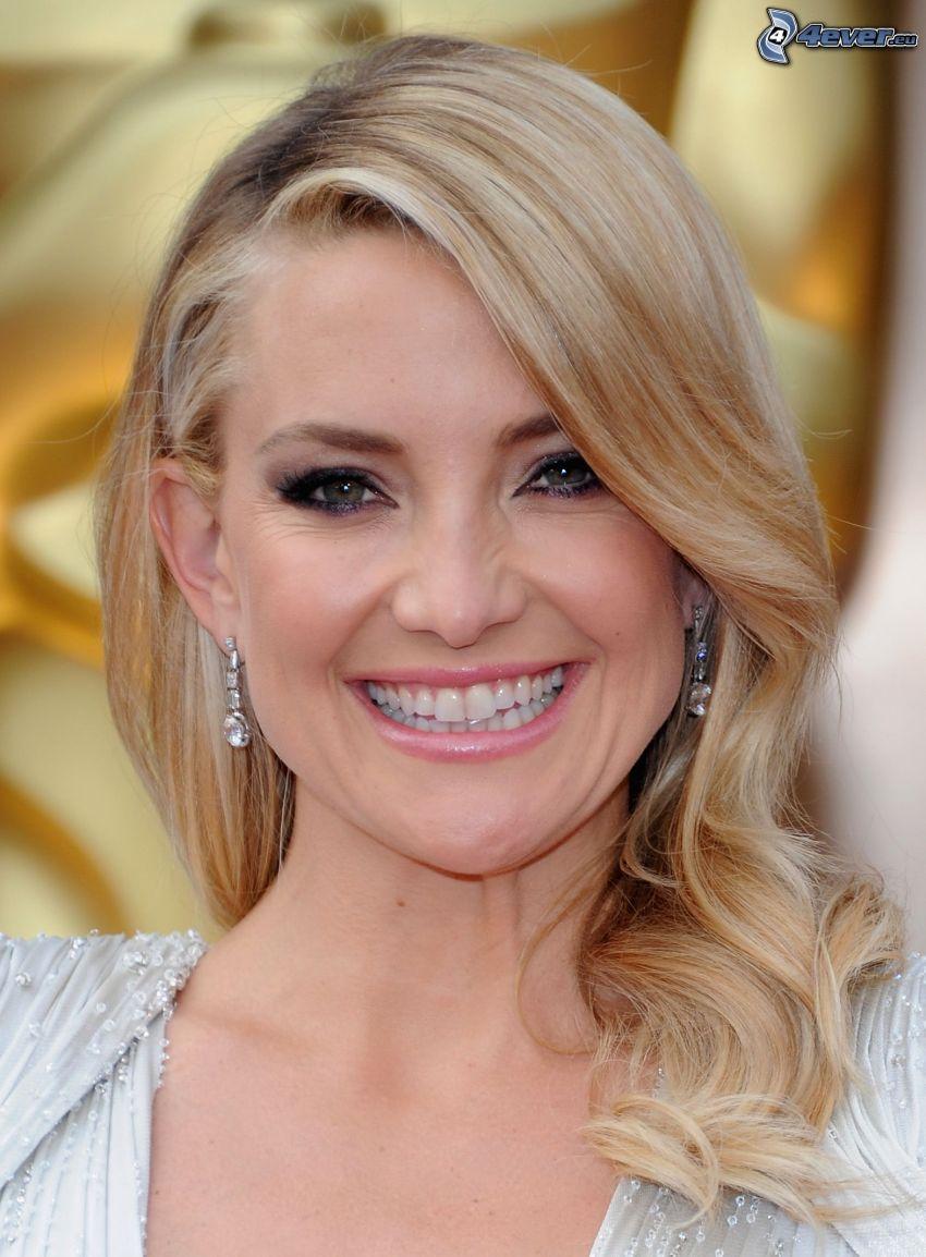 Kate Hudson, smile