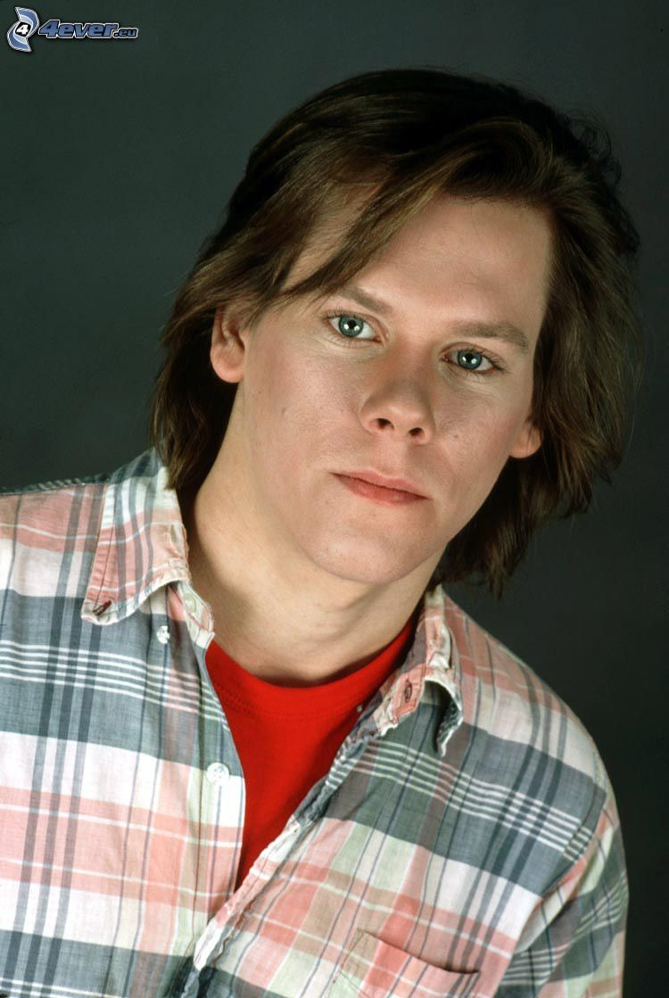 Kevin Bacon, young
