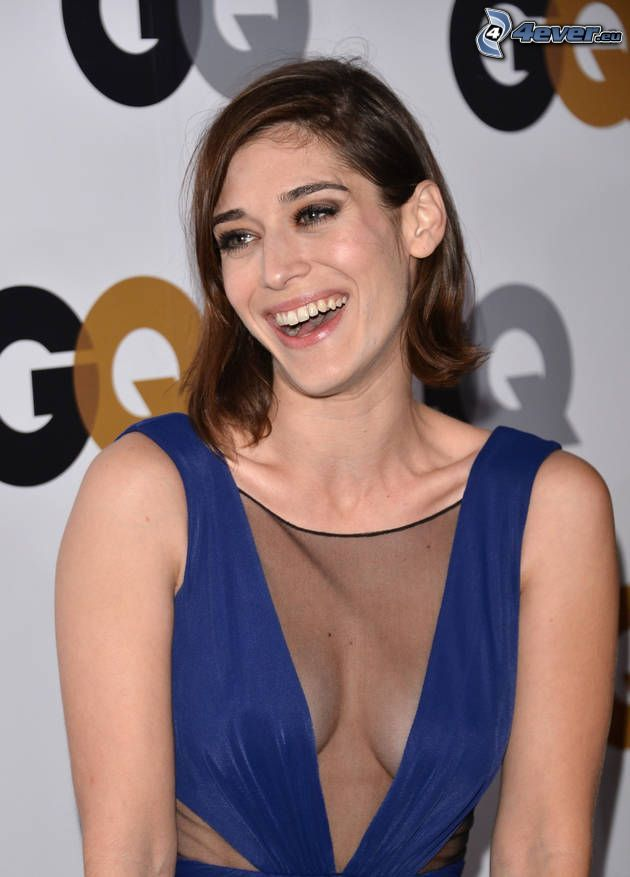 Lizzy Caplan, laughter