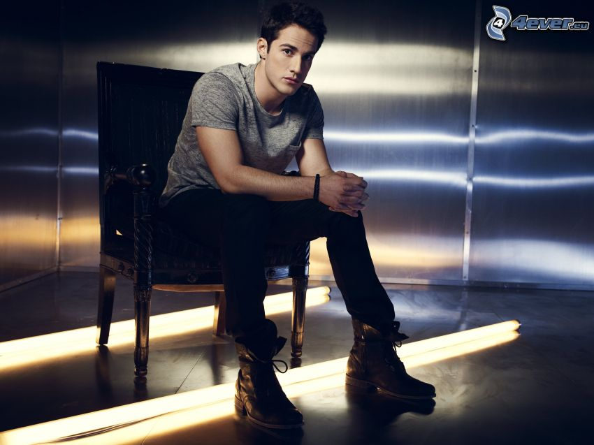 Michael Trevino, chair