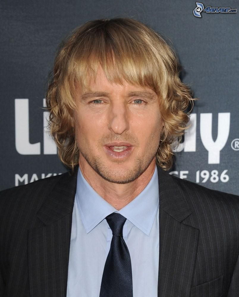 Owen Wilson, man in suit