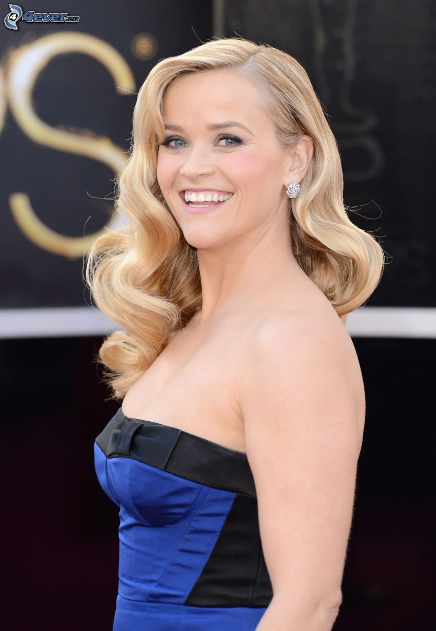Reese Witherspoon, laughter