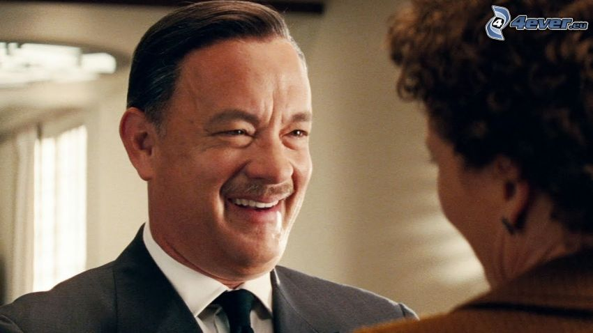 Tom Hanks, laughter