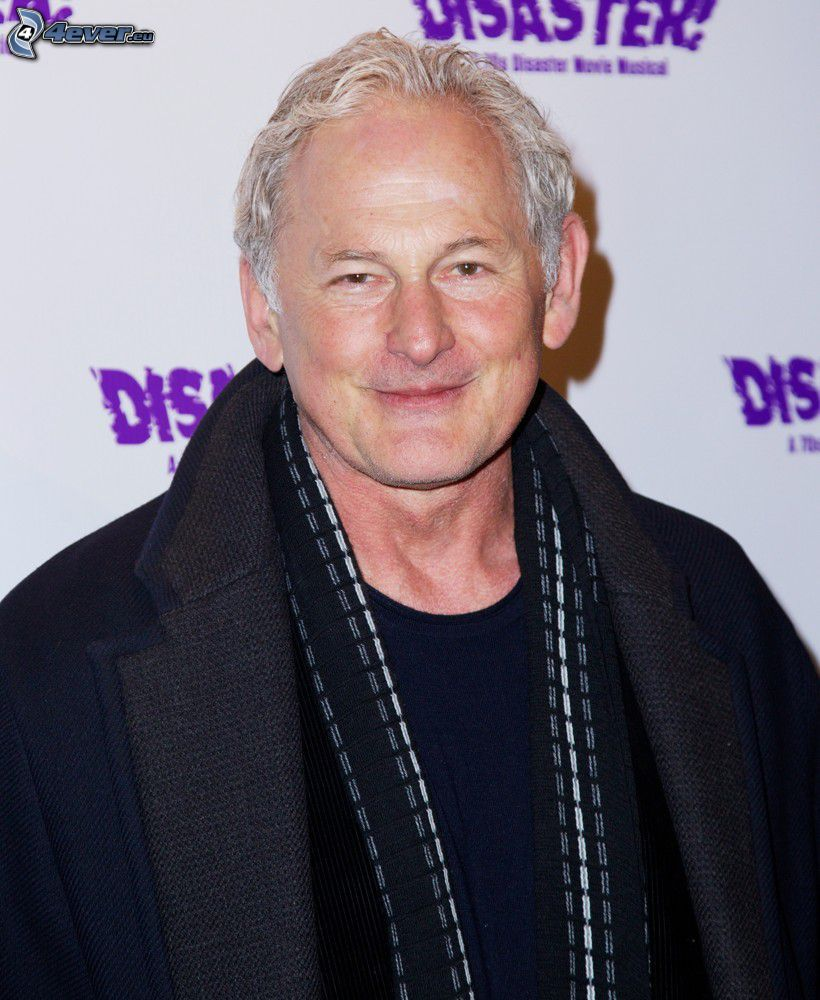 Victor Garber, coat